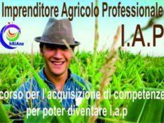 Corso di Imprenditore Agricolo Professionale